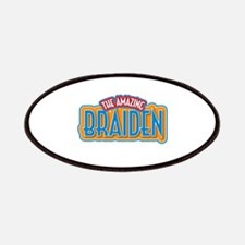 The Amazing Braiden Patches