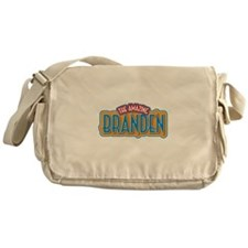 The Amazing Branden Messenger Bag