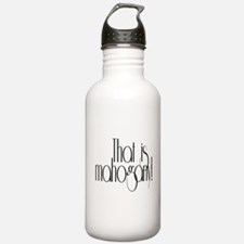 That is Mahogany Effie Hunger Games Water Bottle