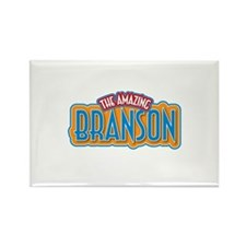 The Amazing Branson Rectangle Magnet