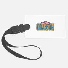 The Amazing Branson Luggage Tag