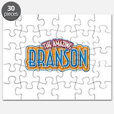 The Amazing Branson Puzzle