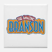 The Amazing Branson Tile Coaster