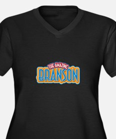 The Amazing Branson Plus Size T-Shirt