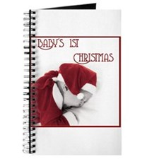 Baby's 1st Christmas Journal