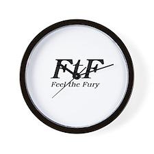 Cute Ftf Wall Clock