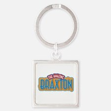 The Amazing Braxton Keychains