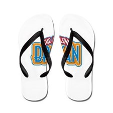 The Amazing Brayan Flip Flops