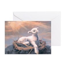 """""""Behold the Lamb"""" Fine Art Note Cards (set of 6)"""