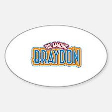 The Amazing Braydon Decal