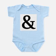 Vintage Ampersand Infant Bodysuit