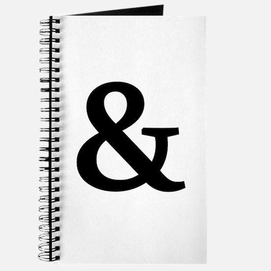Vintage Ampersand Journal
