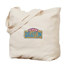 The Amazing Braylin Tote Bag