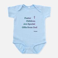 Foster Children Gifts from God Infant Bodysuit