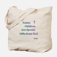 Foster Children Gifts from God Tote Bag