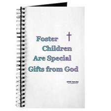 Foster Children Gifts from God Journal