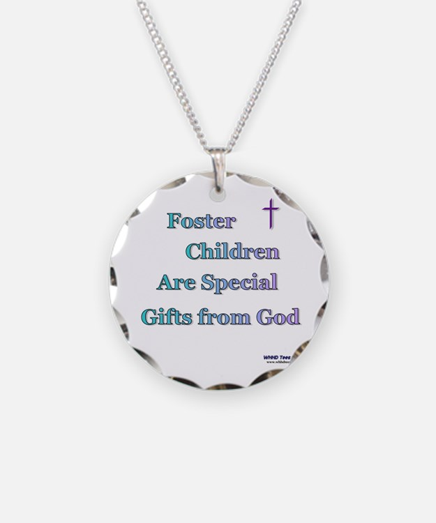 Foster Children Gifts from God Necklace