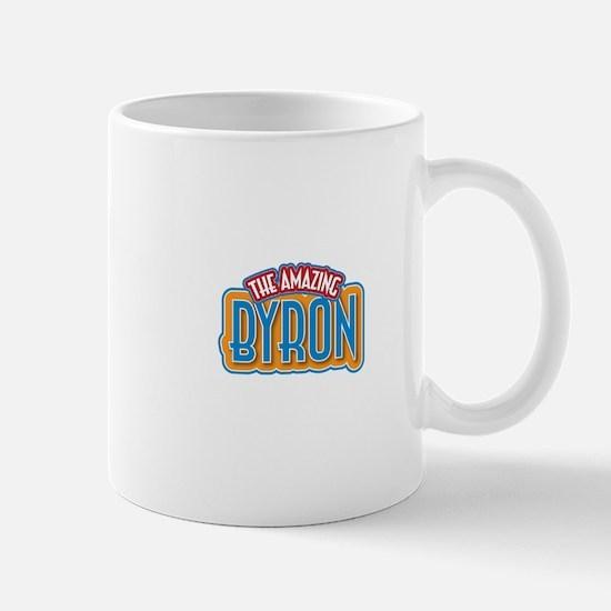 The Amazing Byron Mug