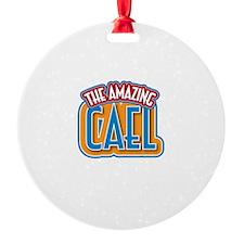 The Amazing Cael Ornament