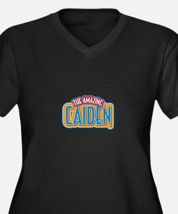 The Amazing Caiden Plus Size T-Shirt