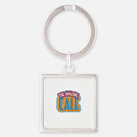 The Amazing Cale Keychains