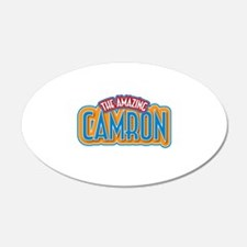 The Amazing Camron Wall Decal
