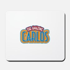 The Amazing Carlos Mousepad