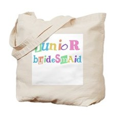 Junior Bridesmaid Tote Bag