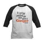 Ginger Baseball Jersey