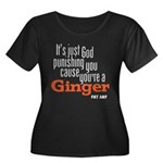 Ginger Plus Size T-Shirt
