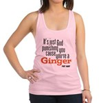 Ginger Racerback Tank Top