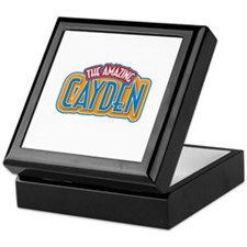 The Amazing Cayden Keepsake Box
