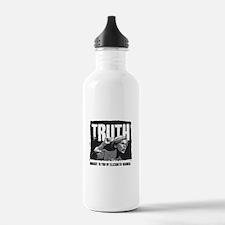 Truth by Elizabeth Warren Water Bottle