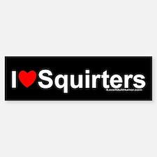 Squirters Sticker (Bumper)
