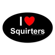 Squirters Decal