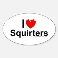 Squirters Stickers