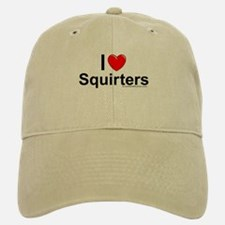 Squirters Baseball Baseball Cap