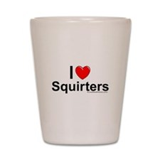 Squirters Shot Glass