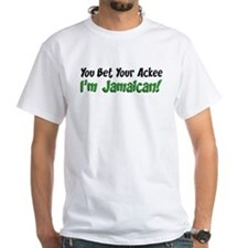 Bet Your Ackee Jamaican T-Shirt
