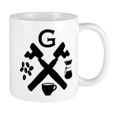 Grind Logo Mug