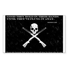 Protect the Second Amendment Decal