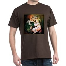St Joseph Guardian of Jesus T-Shirt