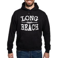 Long Beach Inc. Black Hoodie