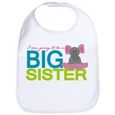 I am going to be a Big Sister Bib
