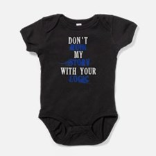 Don't Ruin My Story (v2) Baby Bodysuit