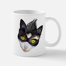Masked Cat Mug