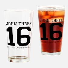 John316 copy Drinking Glass