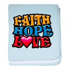 FaithHopeLove copy baby blanket
