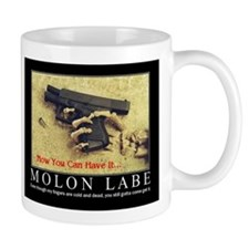 Molon Labe even now Mug