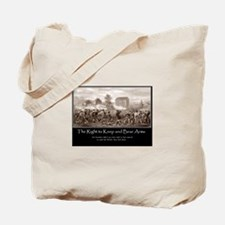 The Right to Keep and Bear Arms Tote Bag